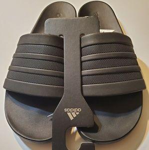 Adidas adilette comfort slides color black